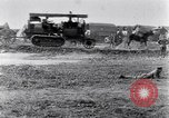 Image of Hold artillery tractors France, 1915, second 10 stock footage video 65675028069