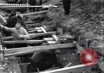 Image of French soldiers preparing reinforced trenches in World War I France, 1915, second 7 stock footage video 65675028071