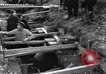 Image of French soldiers preparing reinforced trenches in World War I France, 1915, second 11 stock footage video 65675028071