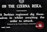 Image of Serbian regiment The Balkans, 1916, second 5 stock footage video 65675028074