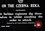 Image of Serbian regiment The Balkans, 1916, second 6 stock footage video 65675028074