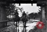 Image of Mounted Russian Cossacks Serbia, 1915, second 6 stock footage video 65675028075