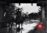 Image of Mounted Russian Cossacks Serbia, 1915, second 8 stock footage video 65675028075