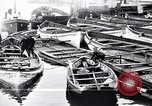 Image of SS Arabic life boats Kinsale Ireland, 1915, second 4 stock footage video 65675028077