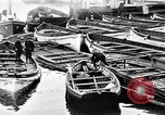 Image of SS Arabic life boats Kinsale Ireland, 1915, second 5 stock footage video 65675028077