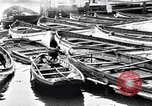 Image of SS Arabic life boats Kinsale Ireland, 1915, second 7 stock footage video 65675028077