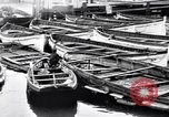 Image of SS Arabic life boats Kinsale Ireland, 1915, second 8 stock footage video 65675028077