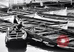 Image of SS Arabic life boats Kinsale Ireland, 1915, second 9 stock footage video 65675028077