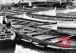 Image of SS Arabic life boats Kinsale Ireland, 1915, second 10 stock footage video 65675028077