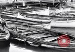 Image of SS Arabic life boats Kinsale Ireland, 1915, second 11 stock footage video 65675028077