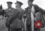 Image of General George Milne Salonica Greece, 1916, second 6 stock footage video 65675028078
