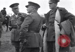 Image of General George Milne Salonica Greece, 1916, second 7 stock footage video 65675028078
