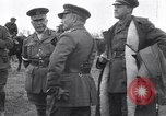 Image of General George Milne Salonica Greece, 1916, second 8 stock footage video 65675028078