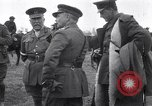 Image of General George Milne Salonica Greece, 1916, second 9 stock footage video 65675028078