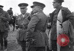 Image of General George Milne Salonica Greece, 1916, second 10 stock footage video 65675028078