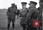 Image of General George Milne Salonica Greece, 1916, second 12 stock footage video 65675028078