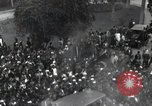 Image of Egyptian crowd greets Saad Zaghlul Pasha returning from exile Cairo Egypt, 1921, second 11 stock footage video 65675028079