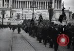 Image of fascist convention Italy, 1919, second 3 stock footage video 65675028083