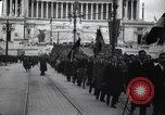 Image of fascist convention Italy, 1919, second 4 stock footage video 65675028083