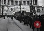 Image of fascist convention Italy, 1919, second 6 stock footage video 65675028083
