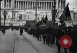Image of fascist convention Italy, 1919, second 7 stock footage video 65675028083
