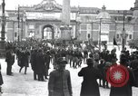 Image of fascist convention Italy, 1919, second 9 stock footage video 65675028083