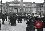 Image of fascist convention Italy, 1919, second 10 stock footage video 65675028083