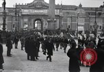 Image of fascist convention Italy, 1919, second 12 stock footage video 65675028083