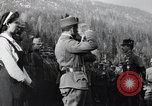Image of Emperor Charles I reviews troops World War 1 Austria, 1918, second 9 stock footage video 65675028087