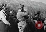 Image of Emperor Charles I reviews troops World War 1 Austria, 1918, second 11 stock footage video 65675028087