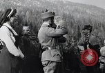 Image of Emperor Charles I reviews troops World War 1 Austria, 1918, second 12 stock footage video 65675028087