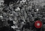 Image of Young German children after World War I Weisbaden Germany, 1919, second 2 stock footage video 65675028088