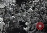 Image of Young German children after World War I Weisbaden Germany, 1919, second 8 stock footage video 65675028088