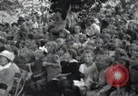 Image of Young German children after World War I Weisbaden Germany, 1919, second 9 stock footage video 65675028088