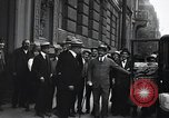 Image of U.S.-German Peace Treaty after World War I Berlin Germany, 1921, second 10 stock footage video 65675028090