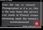 Image of French soldiers France, 1917, second 1 stock footage video 65675028094
