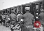 Image of French hospital train France, 1916, second 5 stock footage video 65675028098