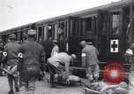 Image of French hospital train France, 1916, second 7 stock footage video 65675028098