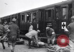 Image of French hospital train France, 1916, second 8 stock footage video 65675028098