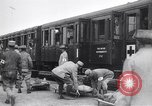 Image of French hospital train France, 1916, second 9 stock footage video 65675028098