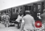 Image of French hospital train France, 1916, second 10 stock footage video 65675028098