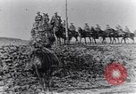 Image of British cavalry France, 1917, second 3 stock footage video 65675028101