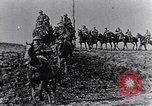 Image of British cavalry France, 1917, second 4 stock footage video 65675028101