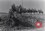 Image of British cavalry France, 1917, second 5 stock footage video 65675028101