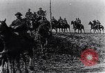 Image of British cavalry France, 1917, second 7 stock footage video 65675028101