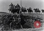 Image of British cavalry France, 1917, second 8 stock footage video 65675028101