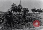 Image of British cavalry France, 1917, second 11 stock footage video 65675028101
