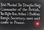 Image of Douglas Haig France, 1935, second 2 stock footage video 65675028104