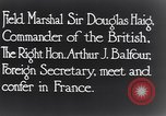 Image of Douglas Haig France, 1935, second 3 stock footage video 65675028104