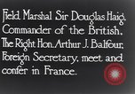 Image of Douglas Haig France, 1935, second 4 stock footage video 65675028104
